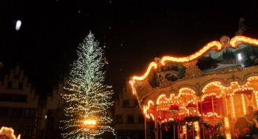Frankfurt Weihnachtsmarkt