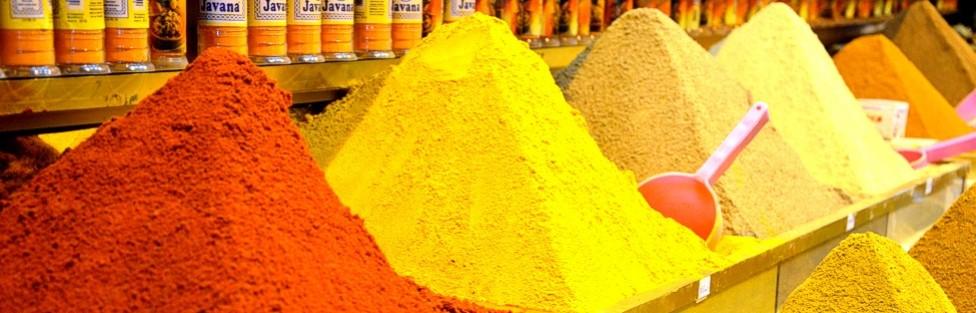Die bunten Farben von Marrakesch – ein Märchen aus 1001 Nacht