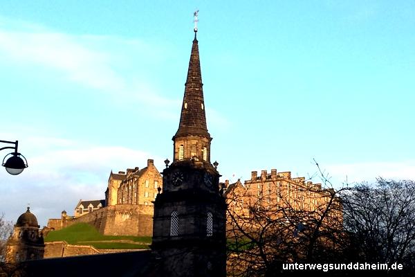 UNESCO Weltkulturerbe Edinburgh