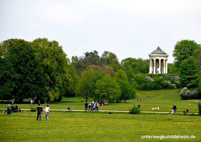 Die Schönsten Biergarten Im Englischen Garten In München