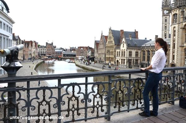 Wochenende in Gent - belgien