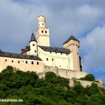 Unterwegs & Daheim auf derMarksburg zu Braubach