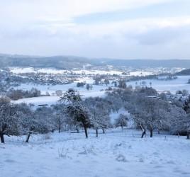 Winter Wunderland daheim