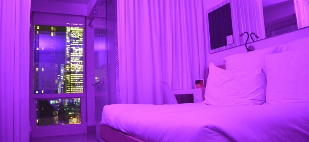 Hoteltipp: Yotel New York