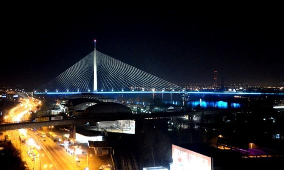 unterwegs in Belgrad