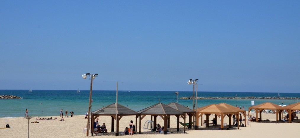 unterwegsunddaheim.de Tel Aviv - Israel