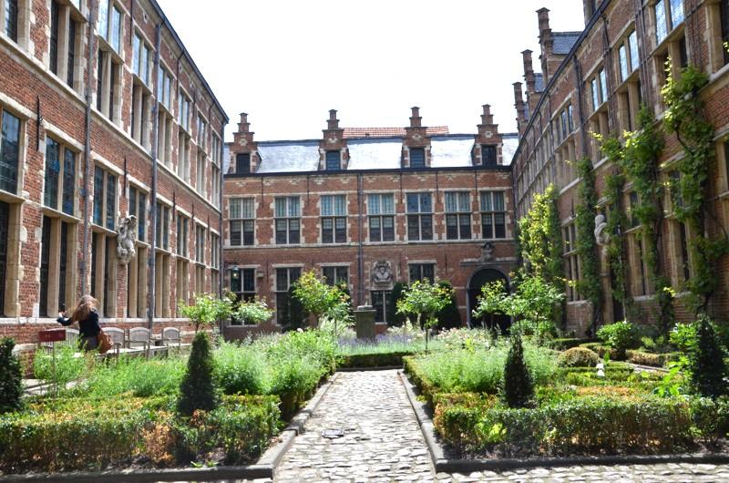 UNESCO Weltkulturerbe: Plantin Moretus