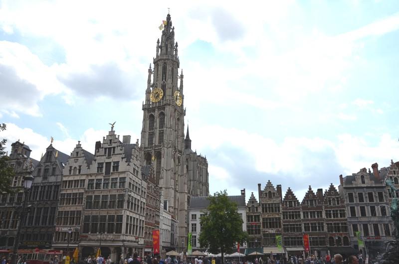 UNESCO Weltkulturerbe: Flämische Belfriede