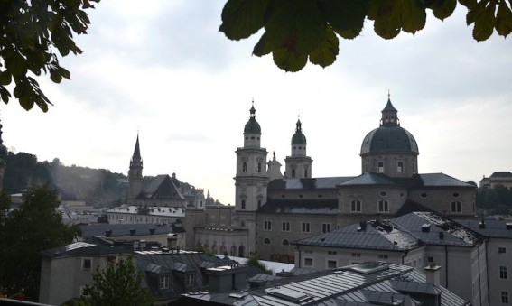Top Sehenswürdigkeiten von Salzburg