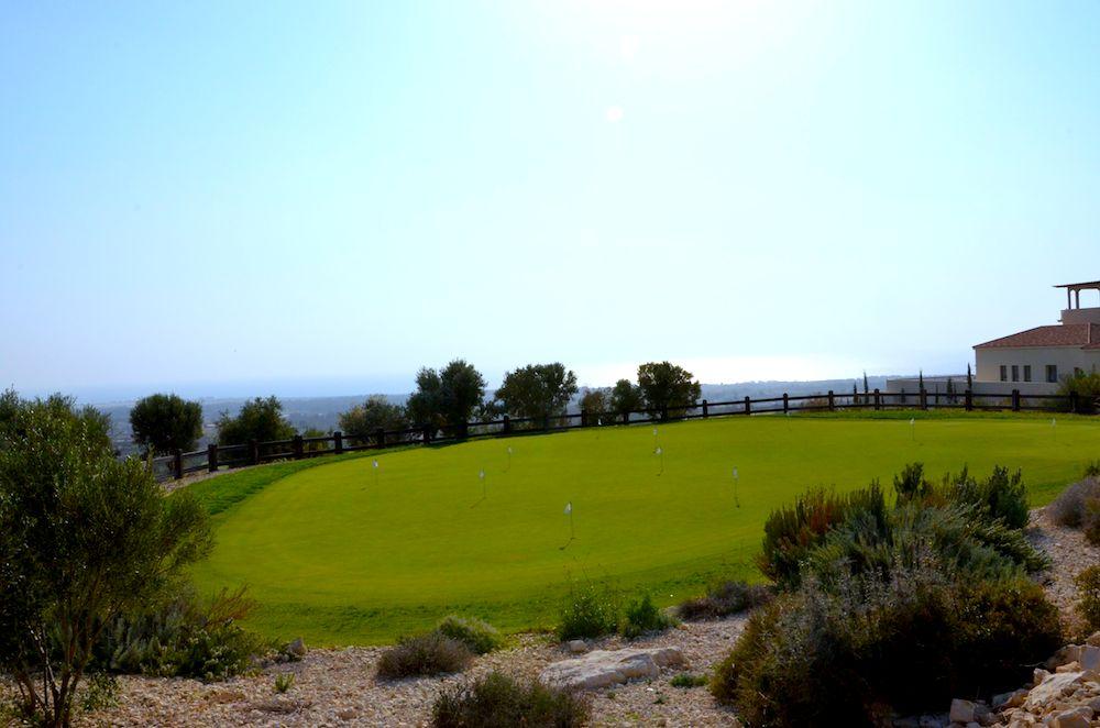 Zypern Golfplatz Elea