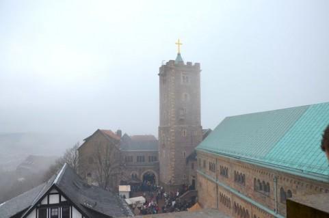 UNESCO Weltkulturerbe Wartburg