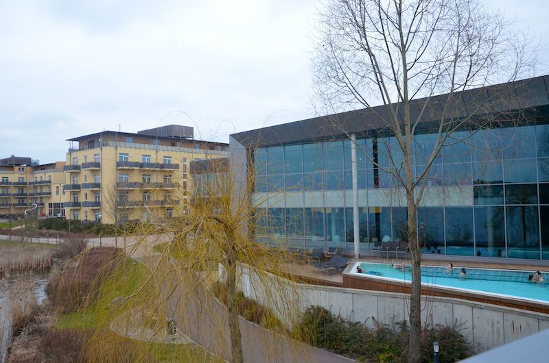 Resort Mark Brandenburg und Fontane Therme