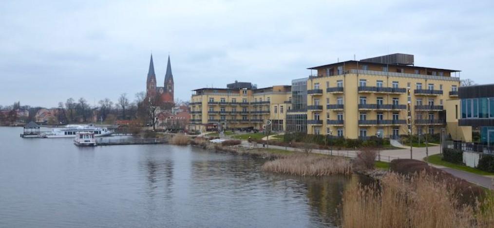 Resort Mark Brandenburg und Fontane Therme