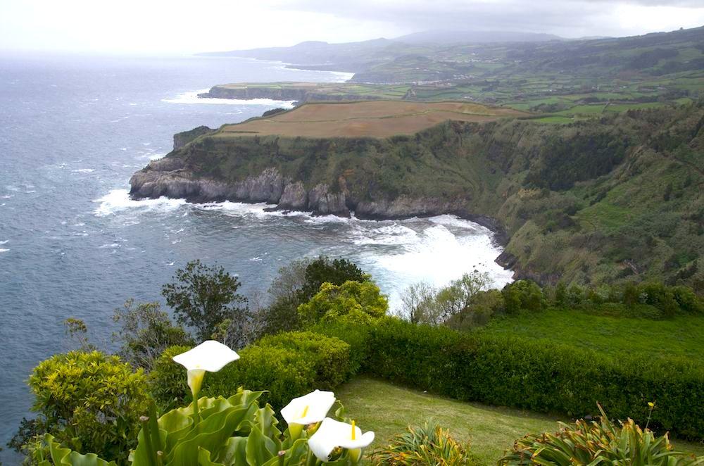 unterwegs auf den Azoren - Video