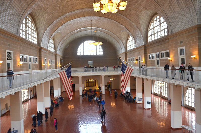 Immigration Museum Ellis Island New York
