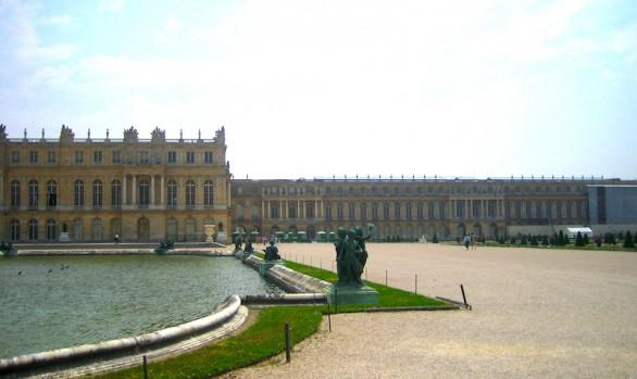 UNESCO Weltkulturerbe Schloss Versailles mit Park