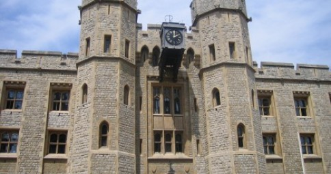 UNESCO Weltkulturerbe Tower of London