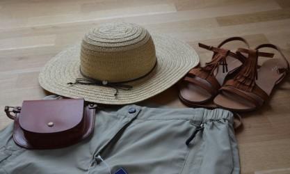 Das perfekte Safari Outfit für eine Afirka Safari