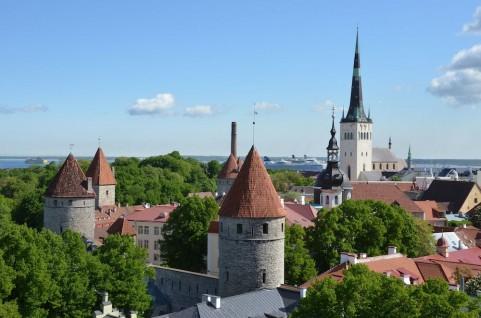 UNESCO Weltkulturerbe Altstadt von Tallinn