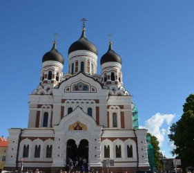 Die Altstadt von Tallinn