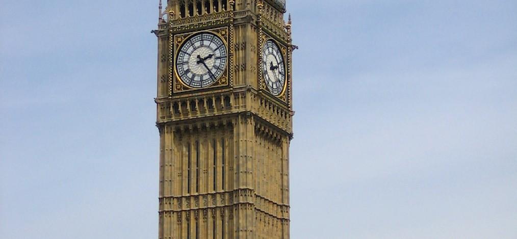 UNESCO Weltkulturerbe Westminster Abbey und Westminster Palace - Big Ben