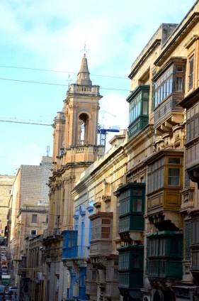 Malta Highlights - Valetta
