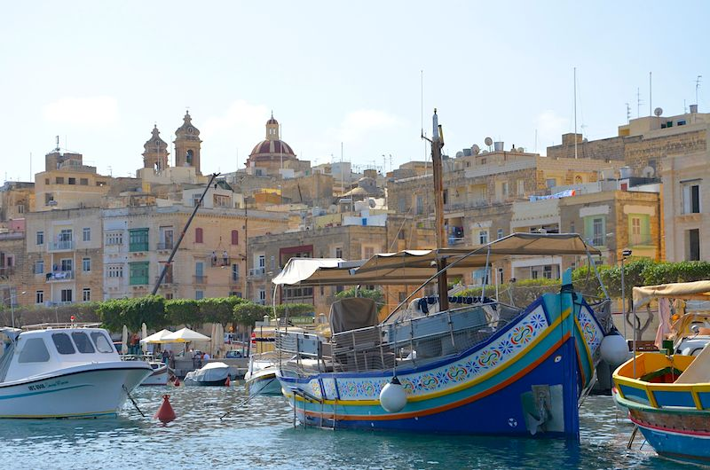 Malta Highlights - Three Cities