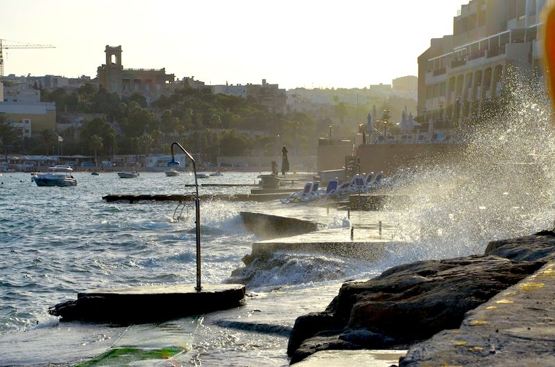 Malta Highlights - St. George´s Bay