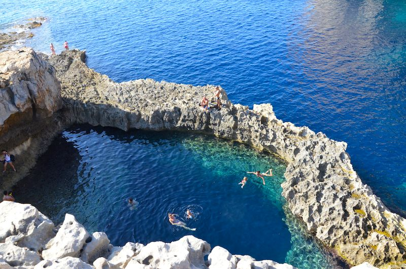 Gozo Highlights - Azure Window