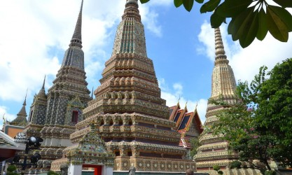 Tempel von Bangkok