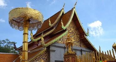 Wat Phra Taht Doi Suthep und Bhuping Palace Chiang Mai