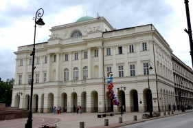 Städtetrip Warschau Warschau
