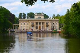 Städtetrip Warschau Lazienki Park Warschau