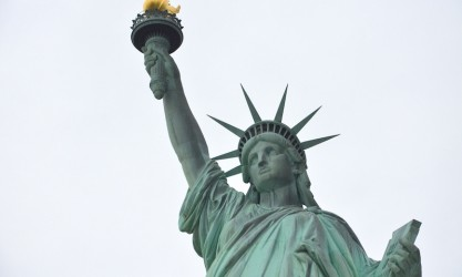 New York Freiheitsstatue - Liberty Island - Ellis Island - Immigration Museum