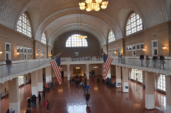 Ellis Island und Immigration Museum New York