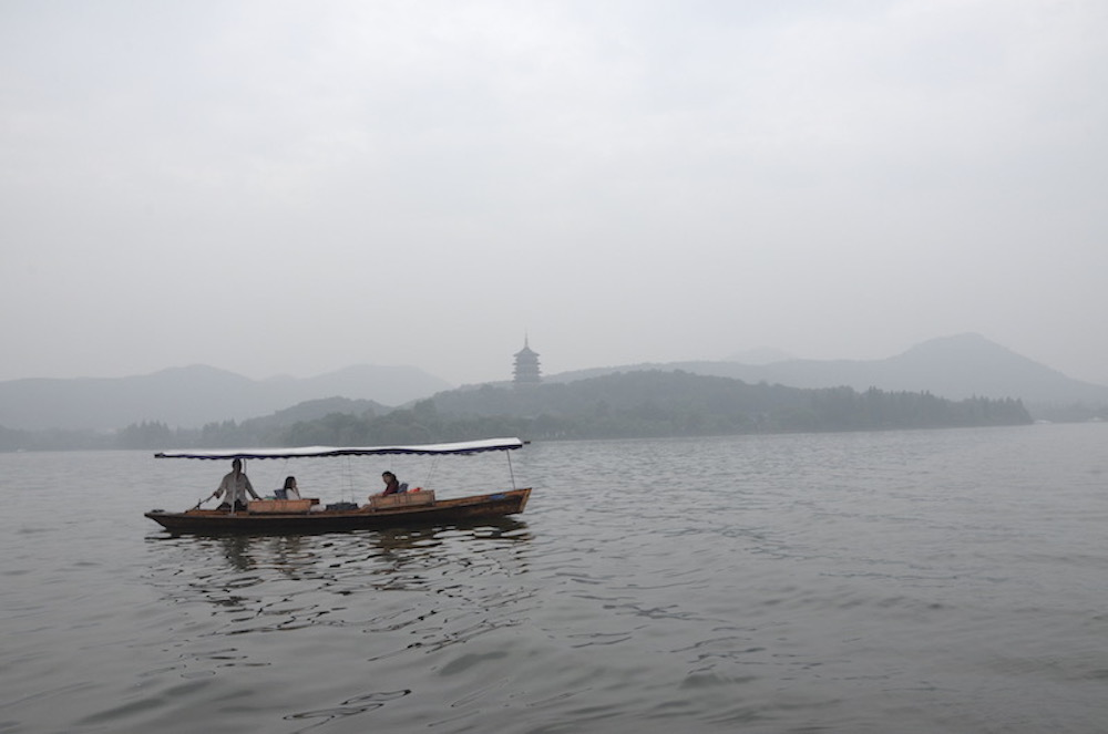 Video: unterwegs in Hangzhou