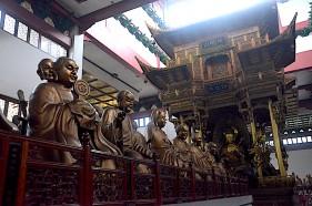 Hangzhou Lingyin Tempel