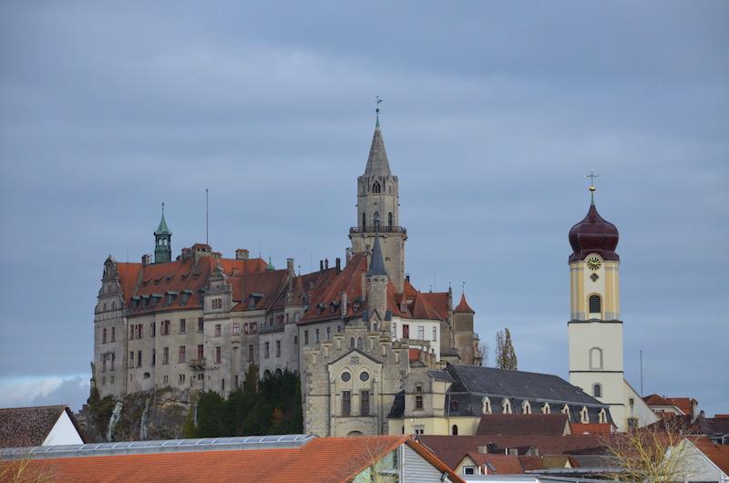 Sigmaringen Donautal