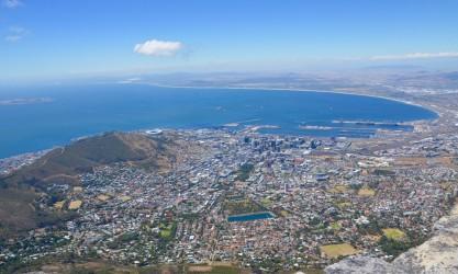 Südafrika - Kapstadt - Table Mountain