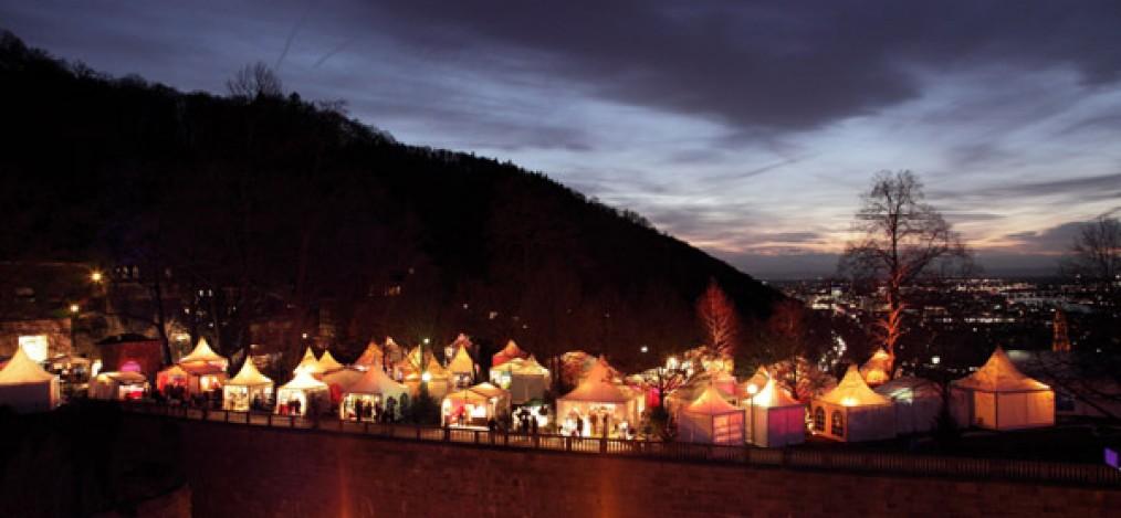 Heidelberger Weihnachtsmarkt_Mike Niederauer