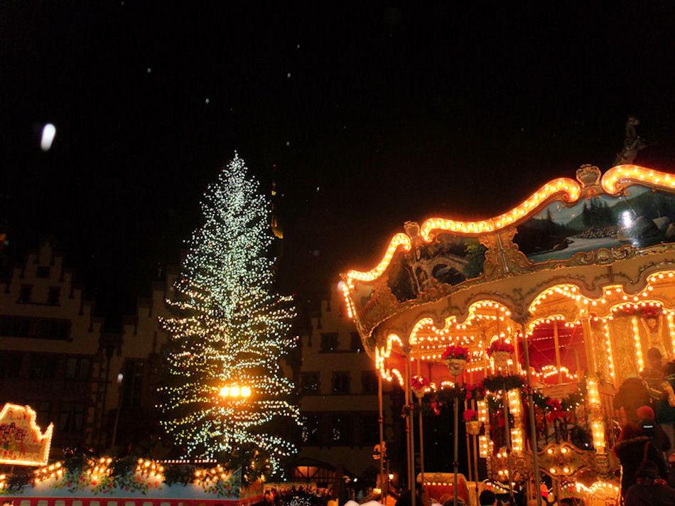 Weihnachtsmarkt Frankfurt - die schönsten Weihnachtsmärkte Deutschlands