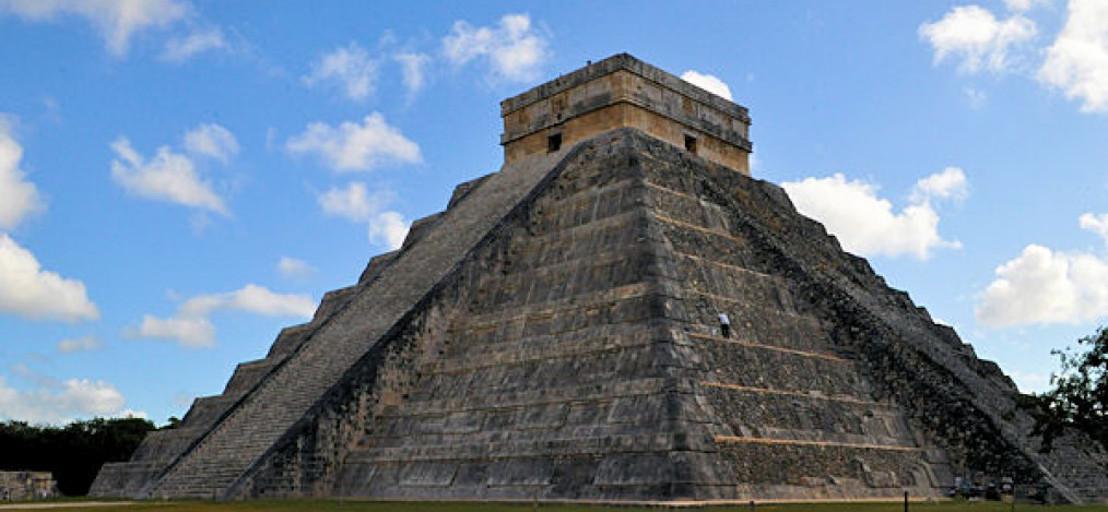 Chichen Itza Mexiko