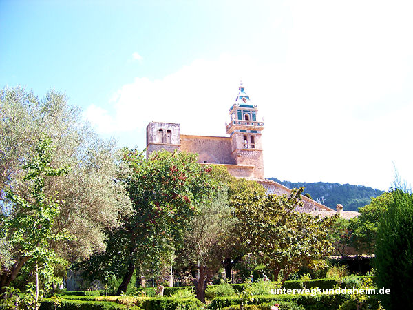 Valldemossa - verträumtes Bergdorf in Mallorca unterwegsunddaheim.de