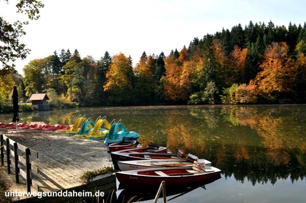 Ebnisee in Welzheim