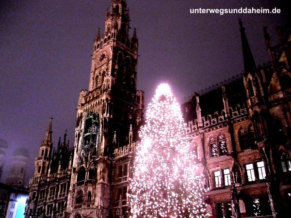 Christkindlmarkt München - die schönsten Weihnachtsmärkte Deutschlands