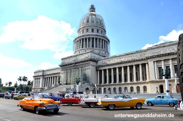 Kuba: Havanna Capitol