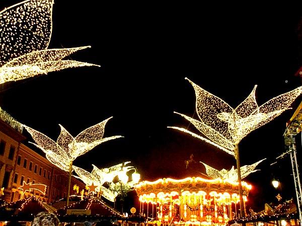 Sternschnuppenmarkt Wiesbaden - die schönsten Weihnachtsmärkte Deutschlands