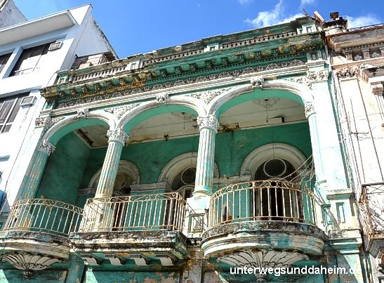 Havanna Unterwegs & Daheim
