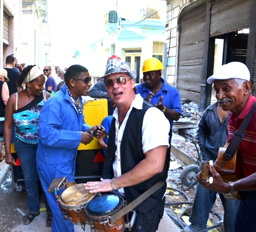 Sehenswürdigkeiten in der Altstadt von Havanna