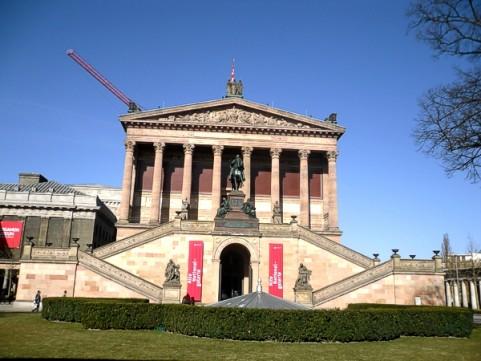 UNESCO Weltkulturerbe: Museumsinsel Berlin